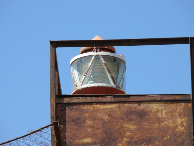 лампа маяка Янтарный